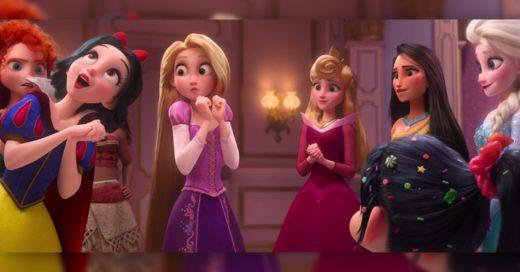 Cover princesas Disney regresan en una nueva película animada