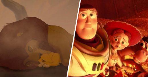 Cover Escenas de Dinsey y Pixar que nos hicieron llorar