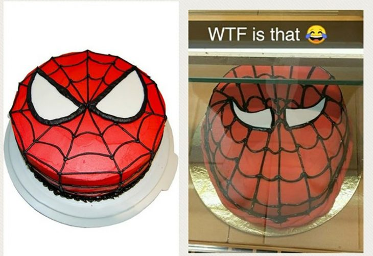 spiderman expectativa vs realidad
