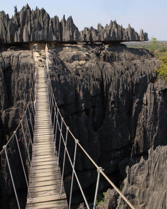 Bosque de piedras, Madagascar