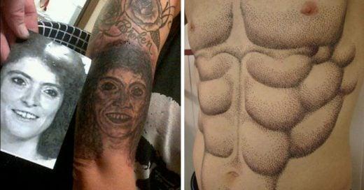 Cover Los 15 tatuajes más horrendos pero graciosos que hayas visto