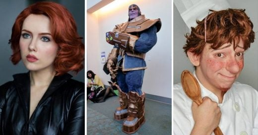 Cover Maestros del cosplay
