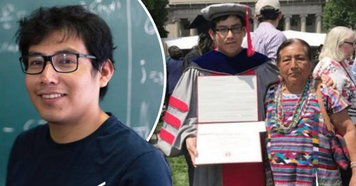Cover Joven oaxaqueño se graduó de doctor en EE.UU
