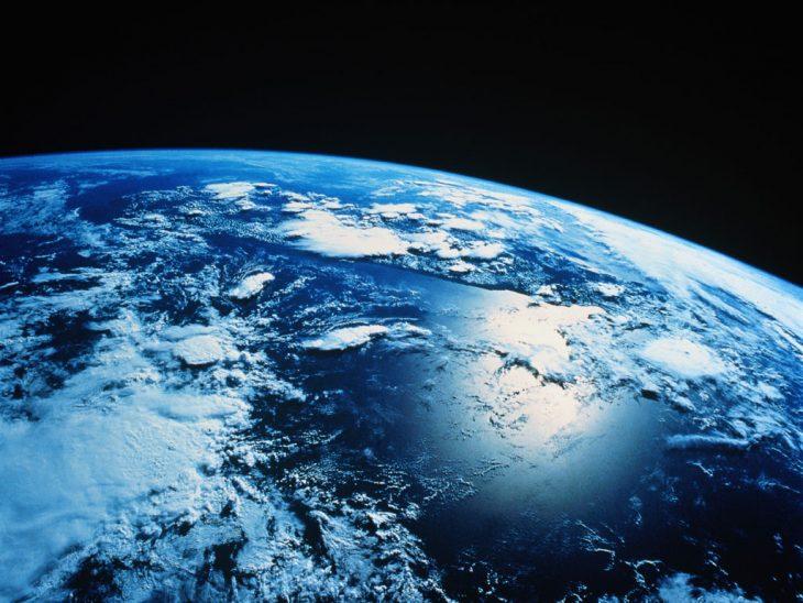 atmosfera de la tierra
