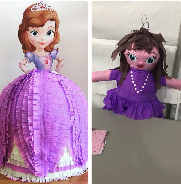 piñata fea