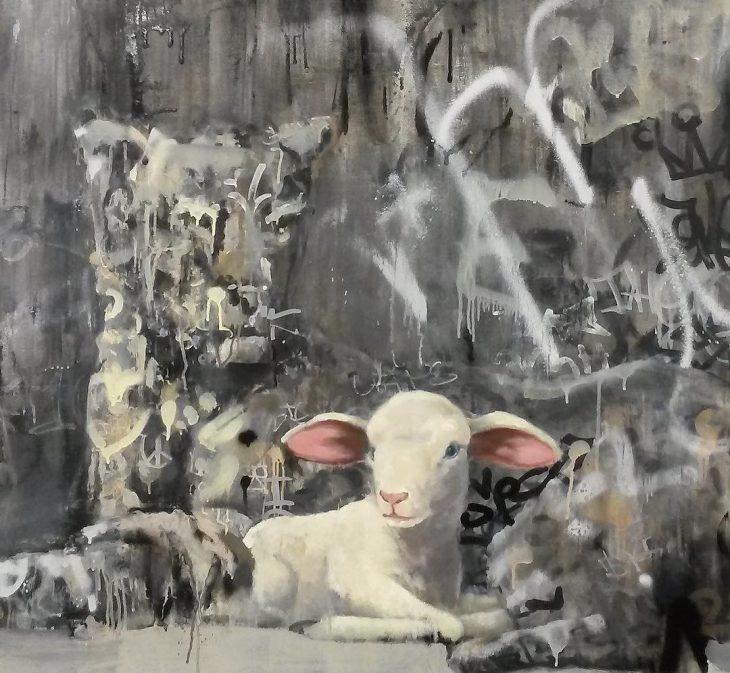 Obras de Bansky el artista callejero