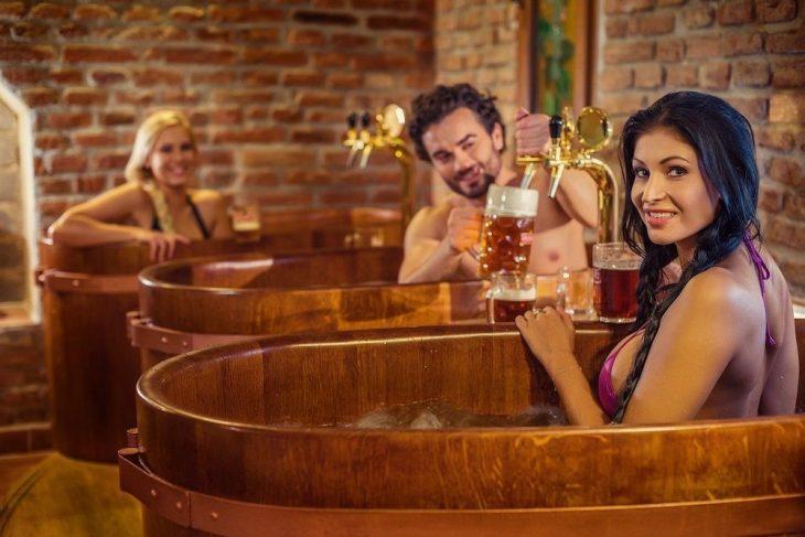 restaurante Chodovar Beer Spa & Breverly