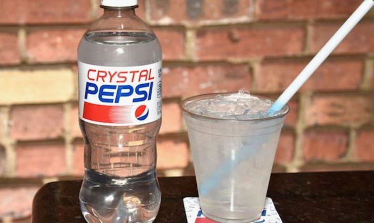 pepsi cristal