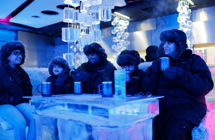 restaurante Ice Restaurant
