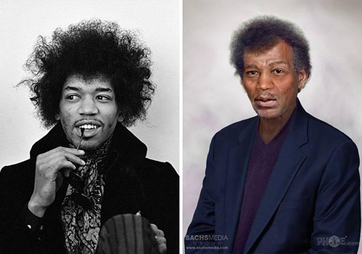 Jimi Hendrix si continuara vivo