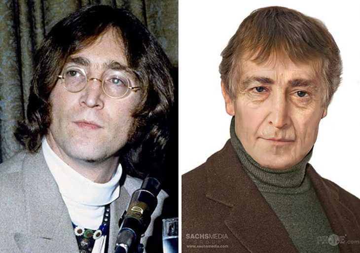 John Lennon si estuviera vivo