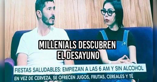 Cover COSAS DE MILLENNIALS