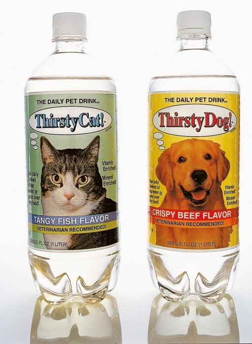 Thirsty Cat! y Thirsty Dog!
