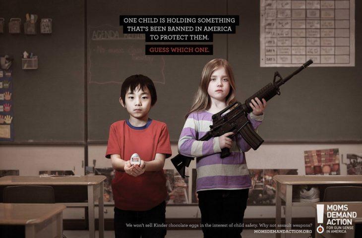 kinder sorpresa vs armas