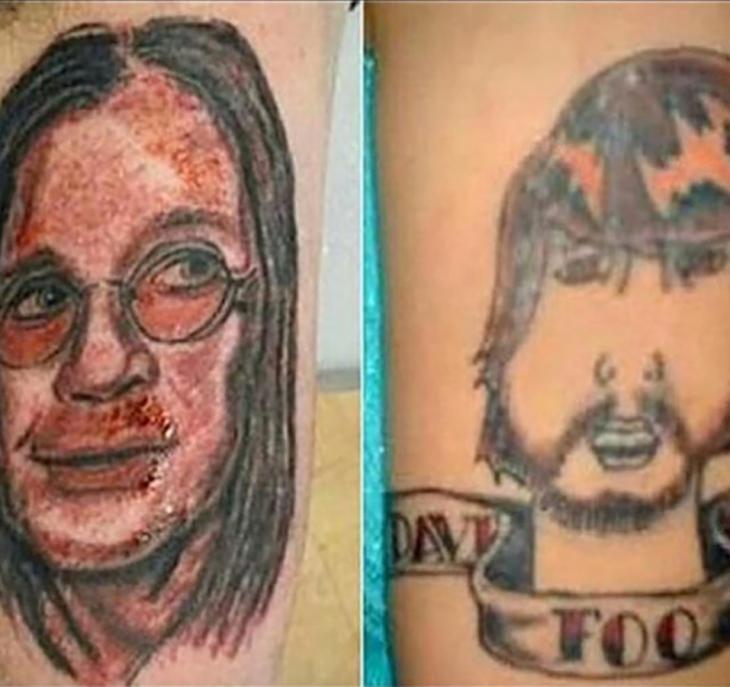tatuaje feo de dos hombres