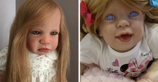 Cover Muñecos realistas de bebés que te darán miedo