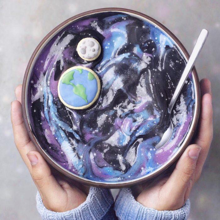 galaxia tierra