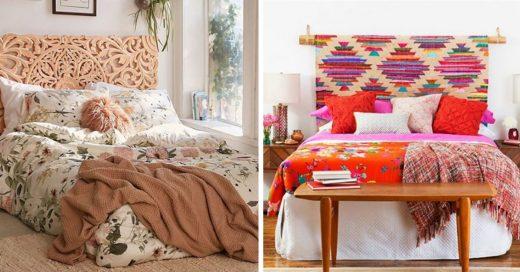 Cover ideas para cabeceros de cama