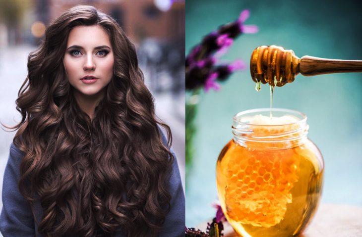cabello bonito y miel