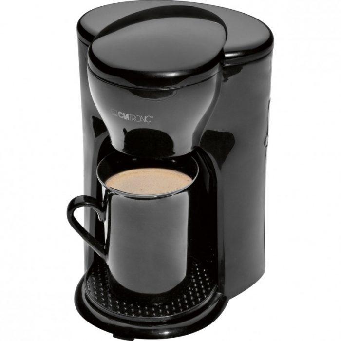 cafetera para una sola taza