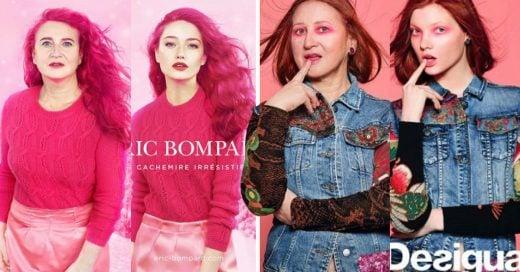 Cover Estilista francesa parodia las campañas publicitarias de famosas marcas de moda