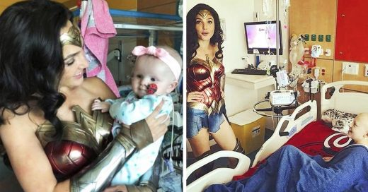 Cover Gal Gadot sorprende a niños de un hospital vestida como la Mujer Maravilla