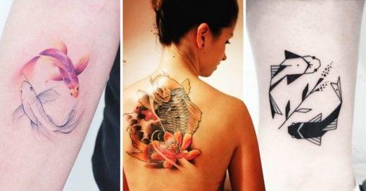 Cover Tatuajes de peces koi y su significado