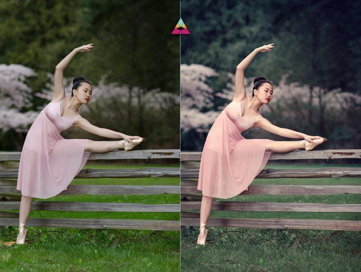 foto que se ve profesional después de photoshop