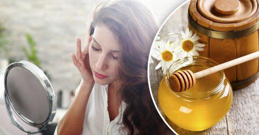 Cover Remedios con miel para tener una piel perfecta y el cabello sano