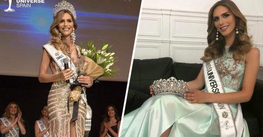 Cover Una modelo transexual, por primera vez, en Miss Universo