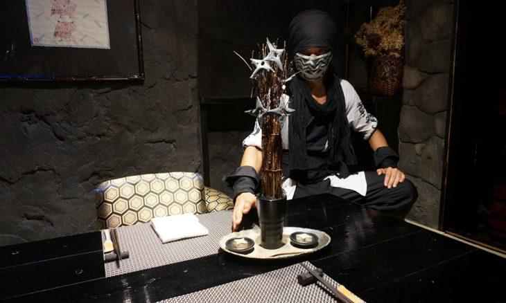 restaurante Ninja Restaurant