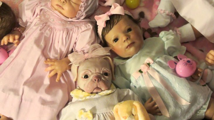 juguetes que dan miedo