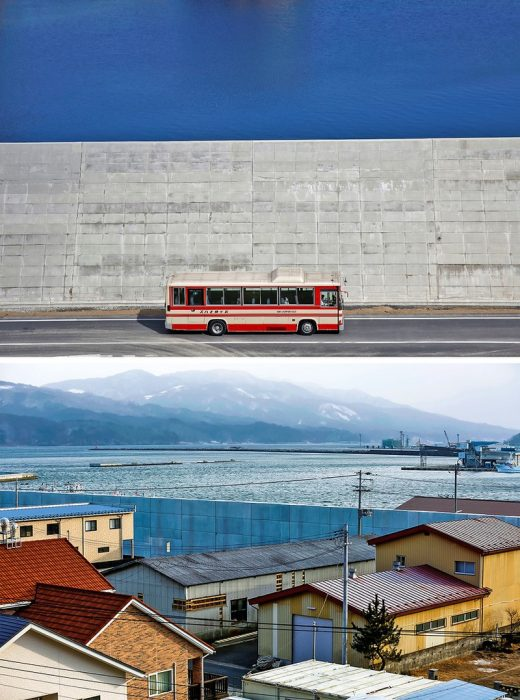 pueblos amurallados en japón
