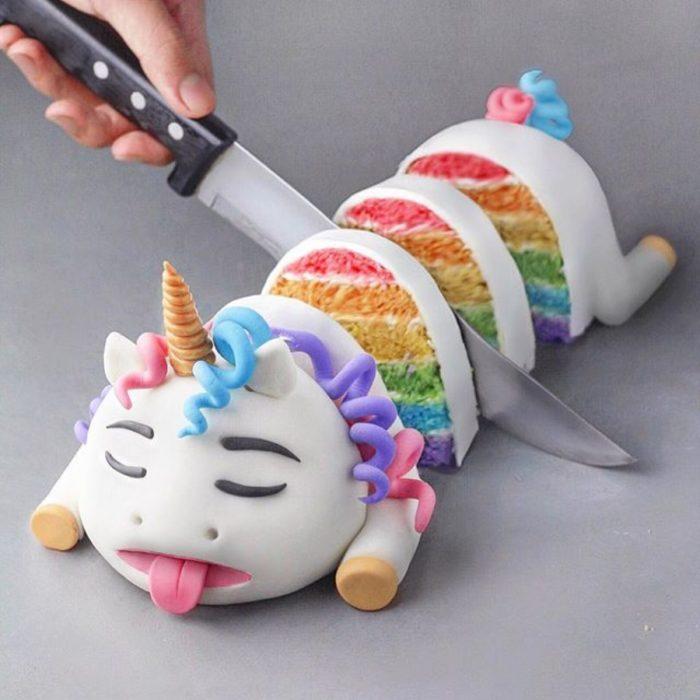 muerte de un unicornio