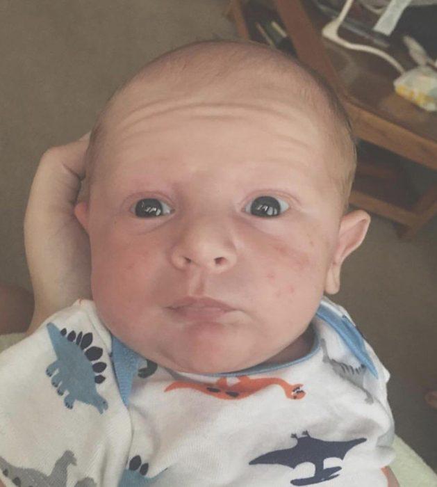 bebé pequeñito