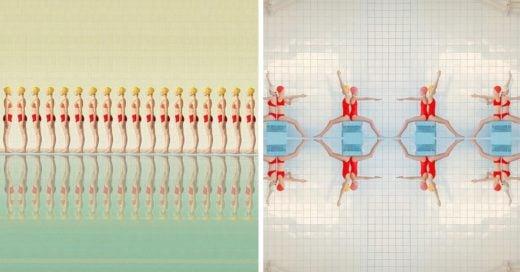 Cover Fotografías simétricas que le darán paz a tu alma