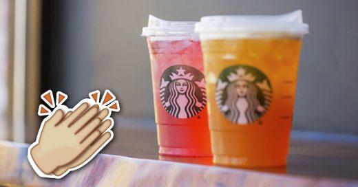 Cover Starbucks elimina las pajillas de plástico de todos sus establecimientos
