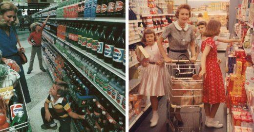 Cover Fotos de tiendas antiguas que son como una ventana al pasado
