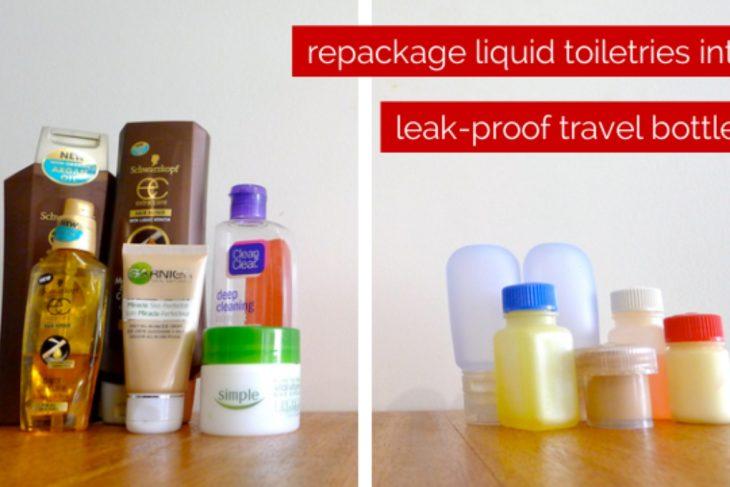 botellas muestra vs tamaño original
