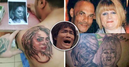 Cover Personas que compartieron sus terribles tatuajes de retratos