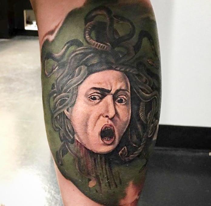 tatuajes de pinturas famosas