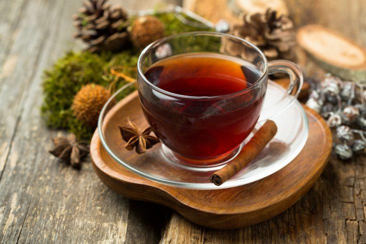 Tés que ayudan a bajar de peso té de canela