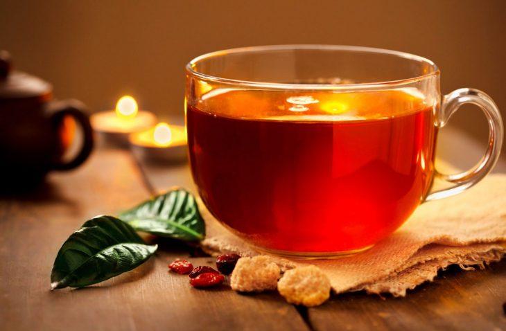 Tés que ayudan a bajar de peso té rojo