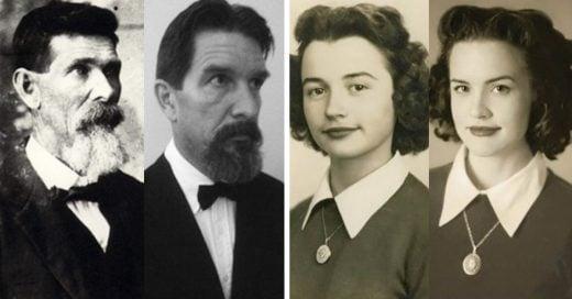 Cover Nietos que recrearon las fotografías de sus abuelos