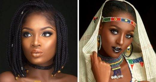 Cover Hermosas fotografías que muestran la belleza de los nigerianos