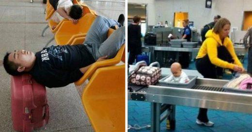 Cover Situaciones extrañas que solo pueden ocurrir en los aeropuertos