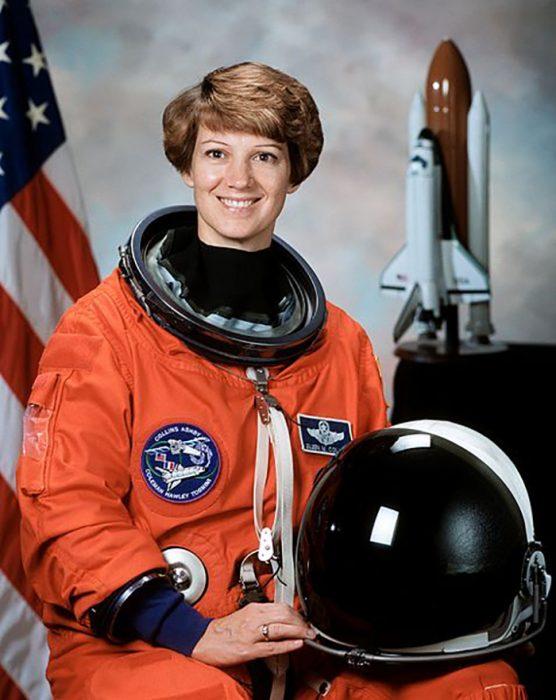 astronauta femenina