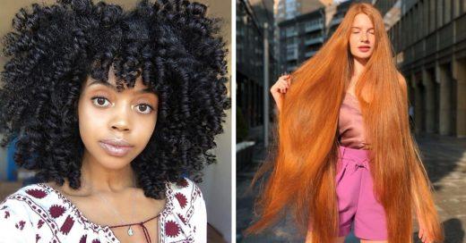 Cover Personas con cabello increíble