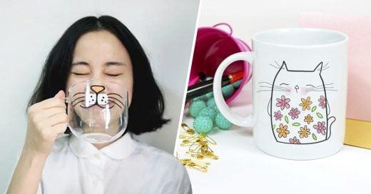 Cover Tazas para los amantes de los gatos