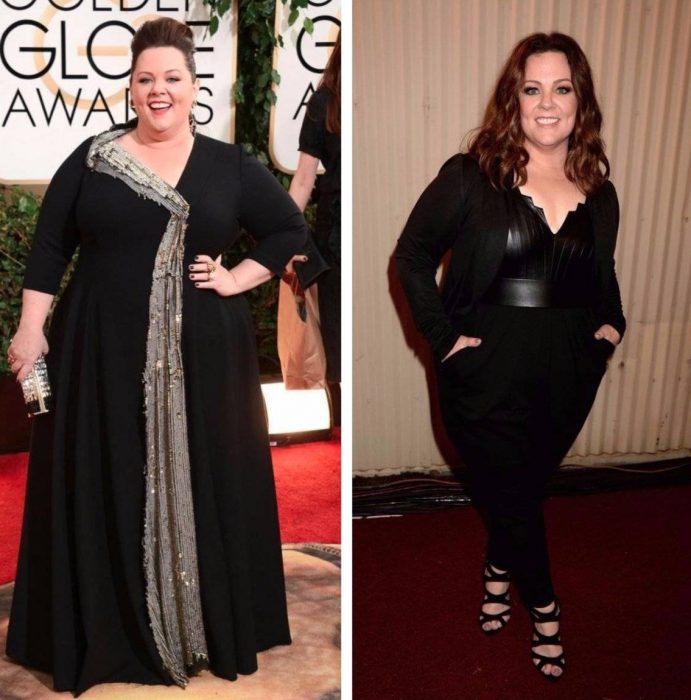 famosos cuidan su peso